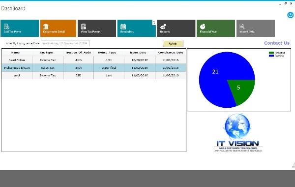 IT VISION, Itvision.com.pk,